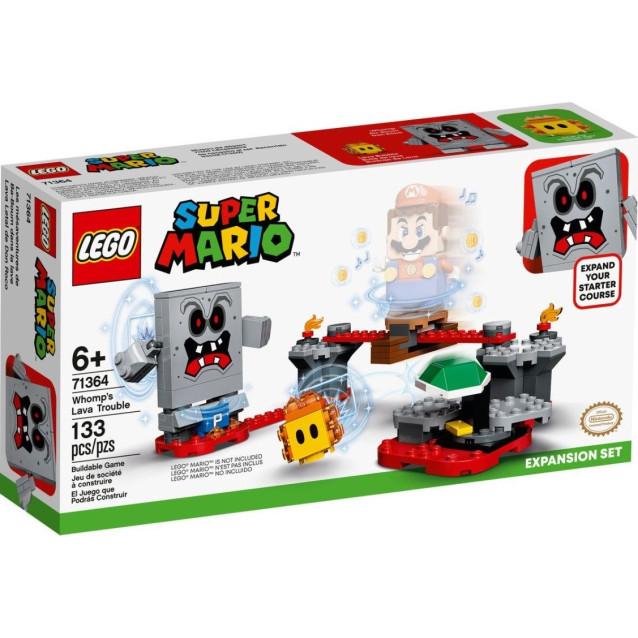 Lego Super Mario: Whomp's Lava Trouble (71364)