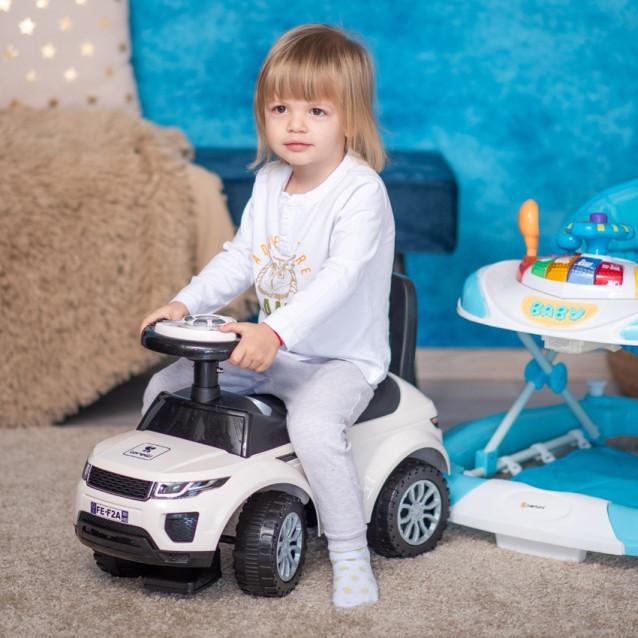 Lorelli Toys RIDE ON CAR OFF ROAD WHITE  (10400020002)