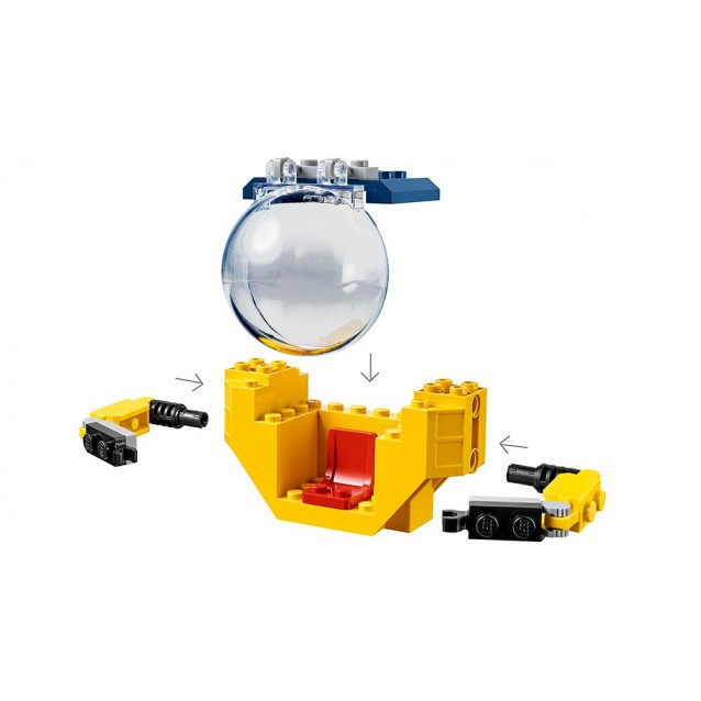 Lego City: Ocean Mini Submarine 60263