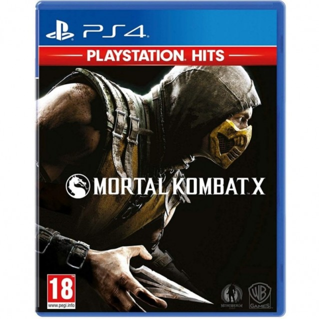 MORTAL KOMBAT X PS4 ()